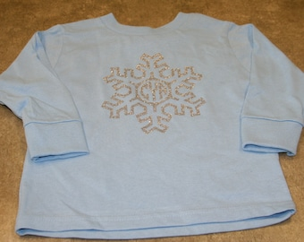 Monogrammed youth crewneck heat pressed by for Prodoh fishing shirts