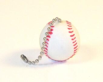 Little Baseball ceiling fan lamp pull chain