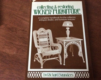Collecting & Restoring Wicker Furniture