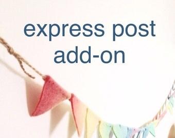 Express Post in Australia