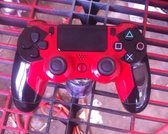 Ps4 deadpool themed custom controller