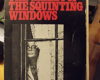 Brinsley MacNamara's First Novel - The Valley of The Squinting Windows - A Great Irish Book - 1968