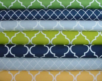 Quattro Piccolo & Grande Half Yard Bundle of 7 by Studio M for Moda