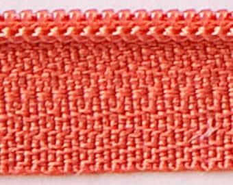 """Zipper 14"""" Pumpkin ATK 323 Atkinson Design"""