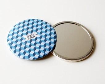 Belle Gosse / Pocket Mirror 7,5 cm