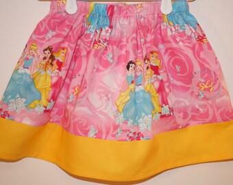 Princess Skirt  Size 2 - 7
