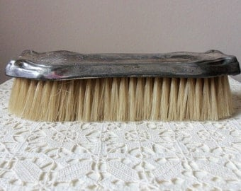 Vintage Clothing Brush - Antique Brush, 100 Years or Older, Home Decor, Vanity Brush, Collectible