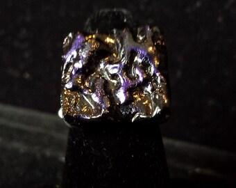 Purple Foam Ring
