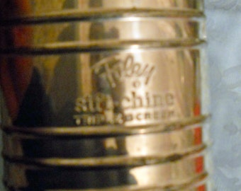 Foley Flour Sifter From the 60's