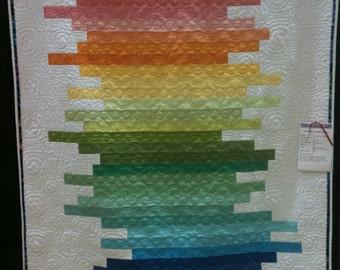 Line Art - modern quilt