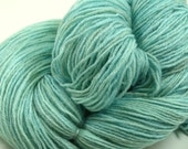 Bluefaced Leicester Superwash and Bamboo Hand Dyed Sock Yarn