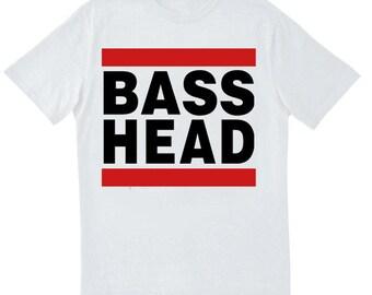 Underground Revolution - BASS HEAD t-shirt