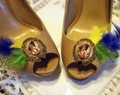 Pirate Shoe Clips