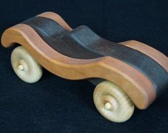 Wooden Race Car