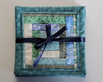 Quilted Coaster Set (6)