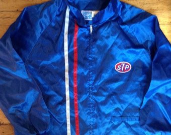 Vintage STP racing jaket USA, XL