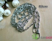 120cm / 47 inch Bag Chain / Purse Chain - BC2 - Select a Color