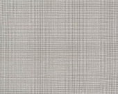 Studio Stash Yarn Dyes Small Check in Grey, Jennifer Sampou for Robert Kaufman Fabrics, 100% Woven Cotton Fabric, AJS-14773-12 GREY