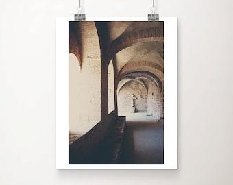 church photograph cross photograph abbey photograph french decor france photograph architecture photograph religious print