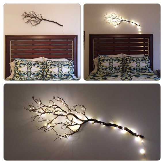 diy tree branch light fixture. like this item? diy tree branch light fixture