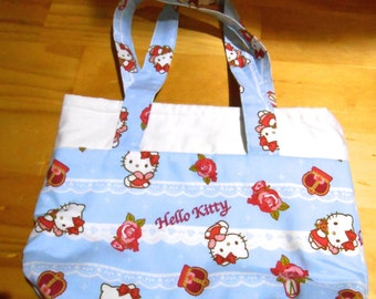Hello Kitty Angel Medium Tote Bag