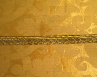 antique Metallic Gold Trim From Spain
