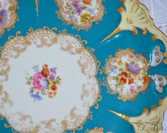 DIY Instructions For Drilling Vintage China and Glass