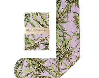 Weed Socks (Purple)