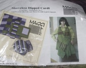 Maggi Knit sleeveless knit cardi