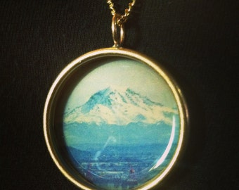Mt. Rainer Necklace