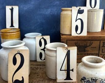 Vintage crock pot / Marmalade crock