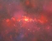 Nebula Signed and Titled Mounted Print