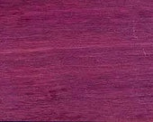 Thin Purpleheart Wood Boards.  You pick the size! Perfect for scroll sawing, doll houses, and other craft projects