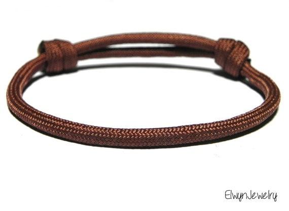 how to make a 2 colour para cord bracelet
