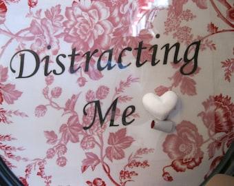 Sweetheart Soy Tart  - Aromatherapy Tart - Massage Tart Sample ~ Wax Tart Melt From Distracting Me