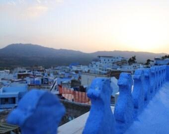 Moroccan Sunset - fine art print