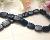 21 HOWLITE Beads 20x15mm - COD2697