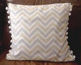 Gatsby Pillow Cover-Throw pillow, decorative