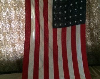 48 Star American Flag - Vintage Classic