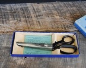 Vintage Pinking Shears Cal-Tep for Paper