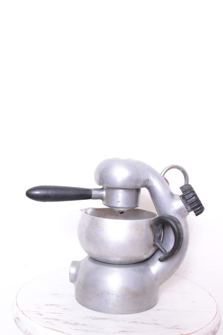 Vintage Rare Atomic Brevetti Robbiati Espresso by thejunkhaus