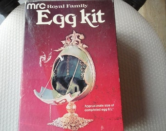 Royal Family Knight Time Egg Kit MRC #1400