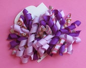 Hair Bow Set - Sofia the First Korkers 2