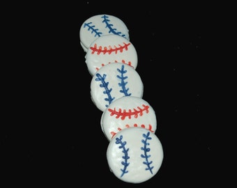 BASEBALL Chocolate Covered Oreos©, Baseball Treats