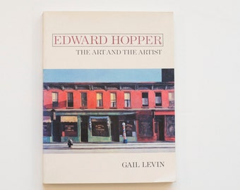 Edward Hopper the art and the artist paper 1980