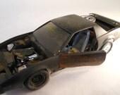 Classicwreck Rusted Wreck 1 24 Scale Model Car Pontiac Firebird