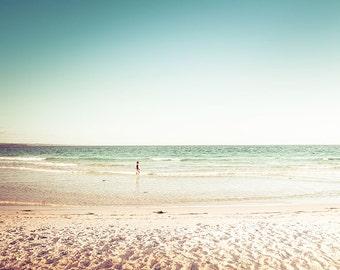 beach photography ocean nautical decor coastal prints 8x10 11x14 fine art photography large seascape aqua cream waves photography summer