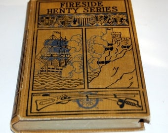 The Life of Kit Carson, Hunter, Trapper, Guide, Indian Agent and Colonel U.S.A., Fireside Henty Series, Copyright 1889, Edward S. Ellis