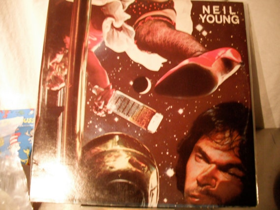 Neil Young American Stars And Bars 1977 On Reprise Records