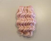 Mohair Weft Doll Hair 71